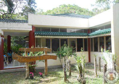 Centro de visitantes del Santuario de Corella
