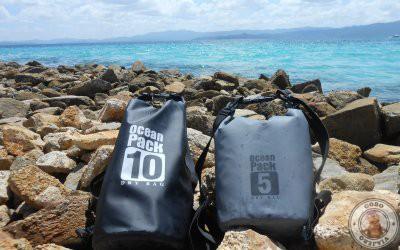 Bolsas estancas, un imprescindible en nuestro viaje a Filipinas