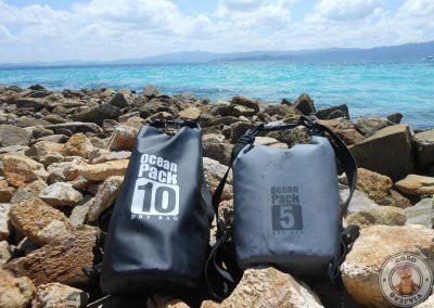 Mochilas y bolsas estancas, un imprescindible para un viaje por Filipinas