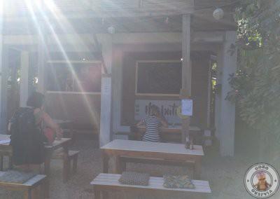 Donde comer en Port Barton -  Mabuti Eat and Chill