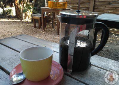Café del Small Breakfast