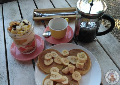 Desayuno en Mabuti Eat and Chill