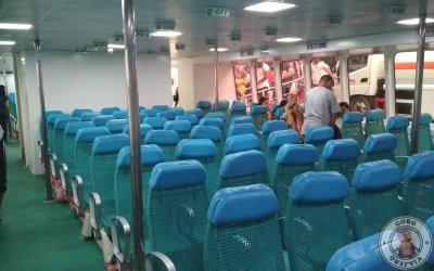 Cómo ir de Cebú a Bohol en ferry con Oceanjet