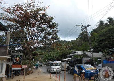 Carretera general de Corong Corong