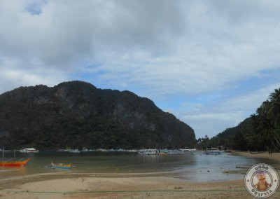Playa de Corong Corong