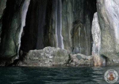Interior de Cathedral Cave