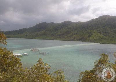 Vistas desde el mirador de Snake Island