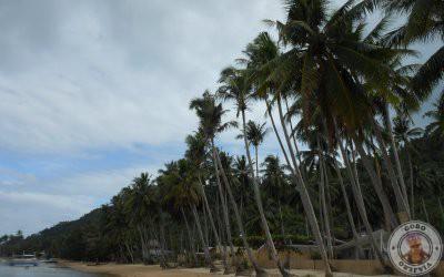 Playa de Corong Corong en El Nido