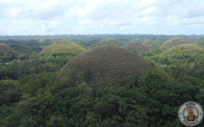 Visita a las Chocolate Hills en Bohol