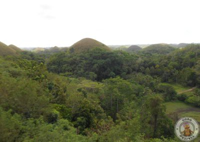 Chocolate Hills en Bohol