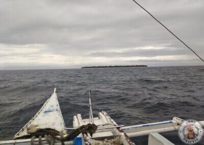 De camino a Balicasag