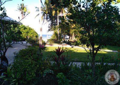 Jardín de Villa Pagoda