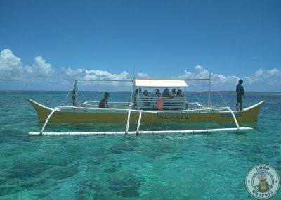 Island Hopping - Guyam, Naked y Daku Island con My Siargao Guide