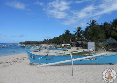Recorriendo Daku Island