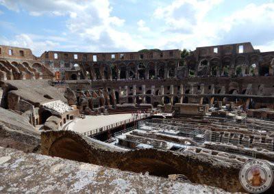 Comprar entradas para la visita guiada al Coliseo en español