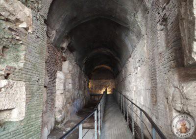 Subterráneos del Coliseo