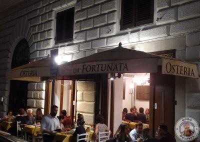 Osteria Da Fortunata, restaurante secundario