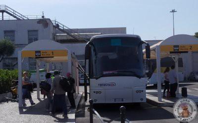 Cómo ir del Aeropuerto de Ciampino a Roma Termini