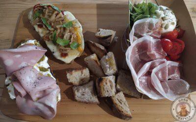 Cenar en el barrio de Monti en Roma – Fehu