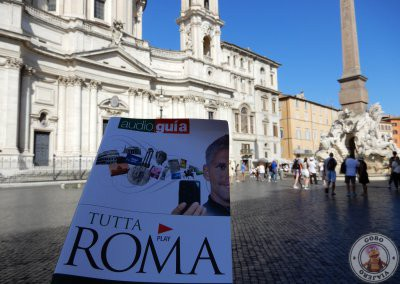 Plaza Navona - Audioguía de Roma - Tutta Roma