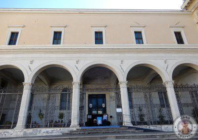 Exterior de la Iglesia de San Pietro in Vincoli