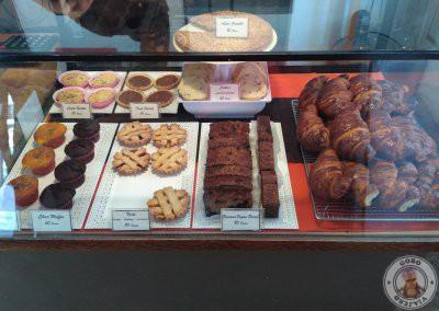 Desayunar en Siargao - Bollería en Lunares Cafe