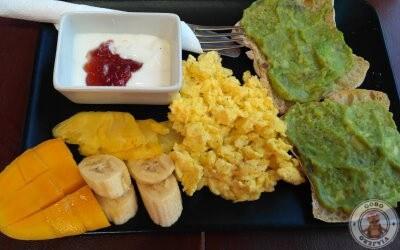 Desayunar en Siargao en Lunares Cafe