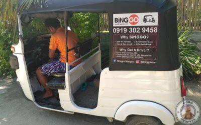 Alquiler de tuk tuk en Siargao y recorrido por la isla