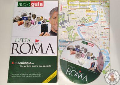 Audioguía de Roma - Tutta Roma