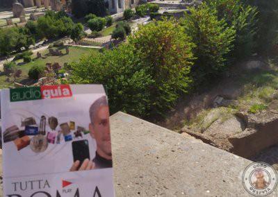 Foro romano y Palatino - Audioguía de Roma - Tutta Roma