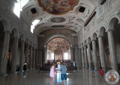 Iglesia de San Pietro in Vincoli