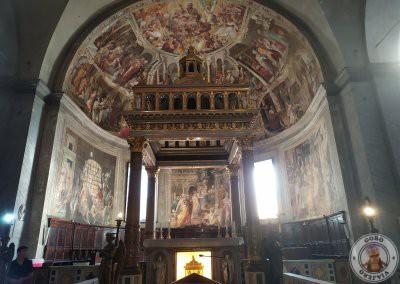 Altar Mayor de la Iglesia San Pietro in Vincoli