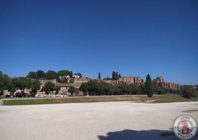 El CircoMáximo en Roma
