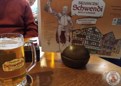 Dónde comer en Colmar, Brasserie Schwendi