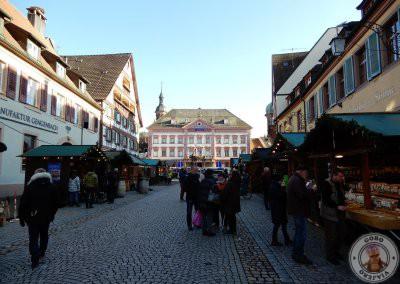 Calle principal Hauptstrasse