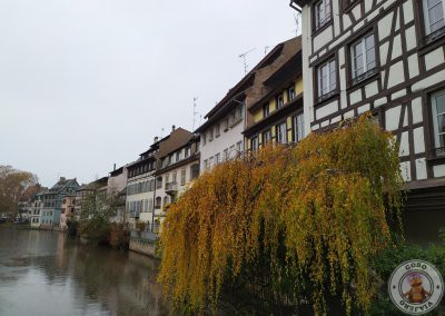 Canales de la Petite France