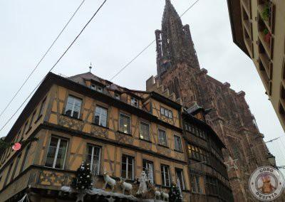 Catedral de Notre-Dame en Estrasburgo