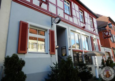 Dónde comer en Gengenbach, Zum Turm Cervecería