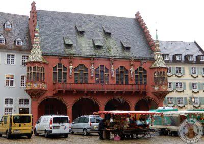Historisches Kaufhaus (Almacén Histórico)