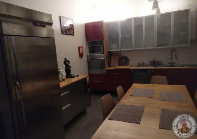 Cocina compartida en Lacerise.eu meubles de tourisme(1)