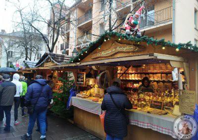Mercado de navidad Place des Meuniers