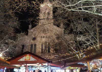 Mercado de Navidad Place du Temple Neuf