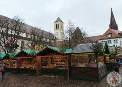 Mercados de Navidad en Friburgo