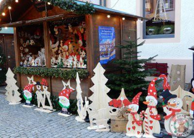 Puesto del mercado de Navidad de Gegenbach