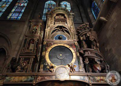 Reloj astronómico de la Catedral