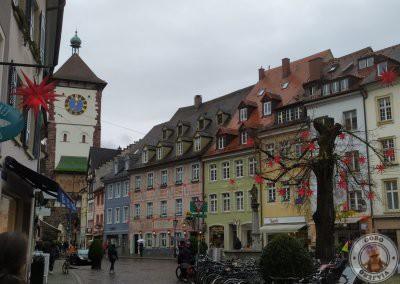 Schwabentor (Puerta de los Suabos)