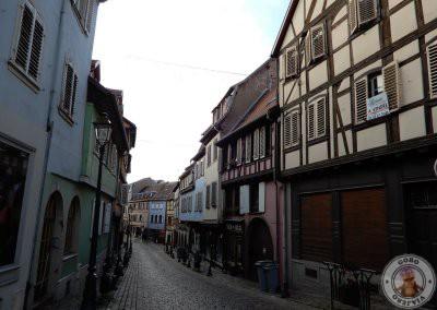 Calles de Barr en Alsacia