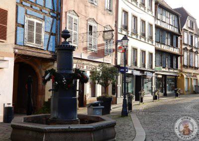 Descubriendo rincones de Barr en Alsacia