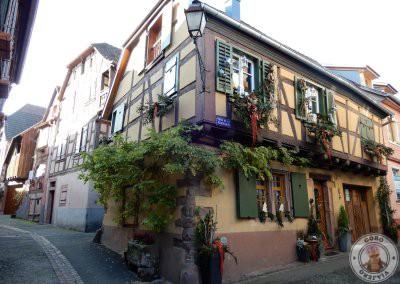 Pueblos de Alsacia