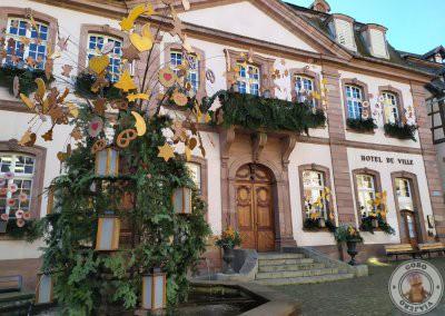 Hotel Le ville - Ayuntamiento